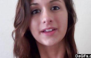 Diana sexe gratuit video avec de beaux seins baise dans un point