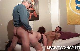 Secrétaire video amateure de x blonde avec gros Mésange-sangles baisée chauve Medic