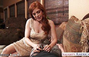 Fille video sex amateue passionnée dans des bas noirs désintéressée baise avec l'amant
