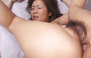 Maîtresse plantureuse de l'appartement lui a remis à deux noirs amateur wife anal qui ont payé pour le sexe