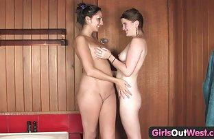 Interminable lesbiennes avec ameteur sexe moutharrosage cul lécher chatte et baise cons