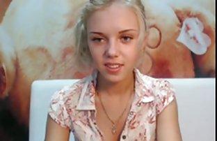 Bébé russe avec des seins plats était par son les vidéos du sexe petit ami